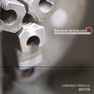 Shemesh Automation Company Brochure 2017-1
