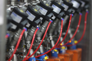 FGW120 Automatic Liquid Filling Machine 02 Shemesh Automatic