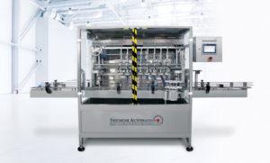 FGW120 Automatic Liquid Filling Machine Shemesh Automatic