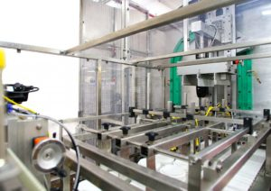 Relentless Complete Form Fill and Seal Case Packer 05 Shemesh Automation
