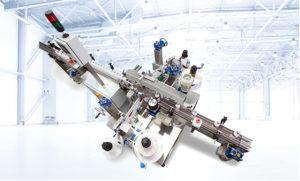 LWA 120 Universal Labelling System Shemesh Automation