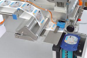 Universal Labelling Machine Series 11 Shemesh Automation