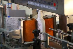 Universal Labelling Machine Series 15 Shemesh Automation