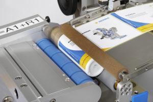 Universal Wraparound Labelling Machine Shemesh Automation 08