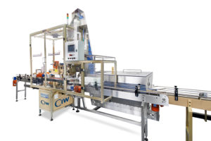 CIW120 capper machine