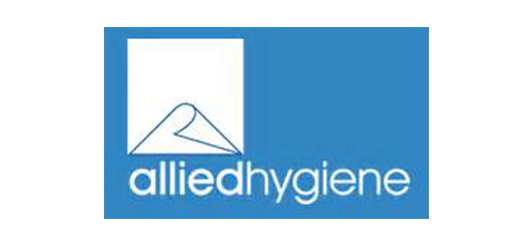 Allied Hygiene logo liquid filling machines shemesh automation