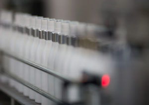 Bottles Liquid Filling Machines Shemesh Automation