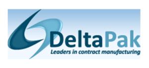 Deltapak logo liquid filling machines shemesh automation