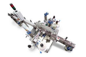 LWA120 Liquid Filling Machines Shemesh Automation
