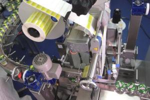 Labeller Liquid Filling Machines Shemesh Automation 03