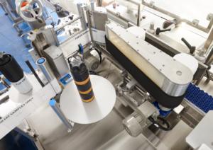 G - Labeller Liquid Filling Machines Shemesh Automation