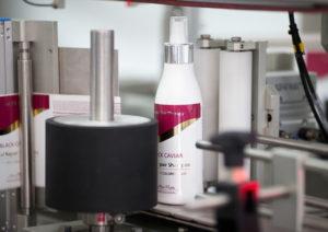 Rolls Labeller Liquid Filling Machines Shemesh Automation