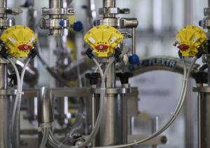 Stratum Liquid Filling Machines Shemesh Automation