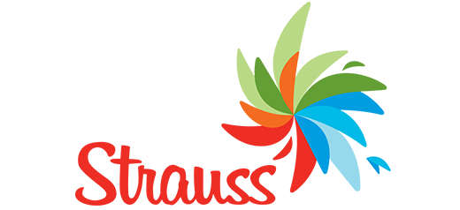 Strauss logo liquid filling machines shemesh automation