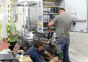 Team Liquid Filling Machines Shemesh Automation