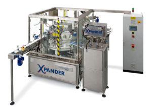Xpander+ Liquid Filling Machines Shemesh Automation