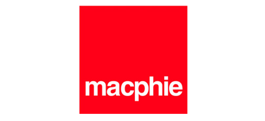MacPhie logo liquid filling machines shemesh automation