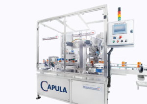 Capula-Capper-machine