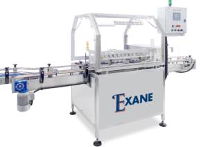 G - EXANE rinsing machine