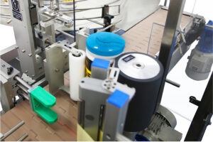 Bucket Labeller System Shemesh Automation